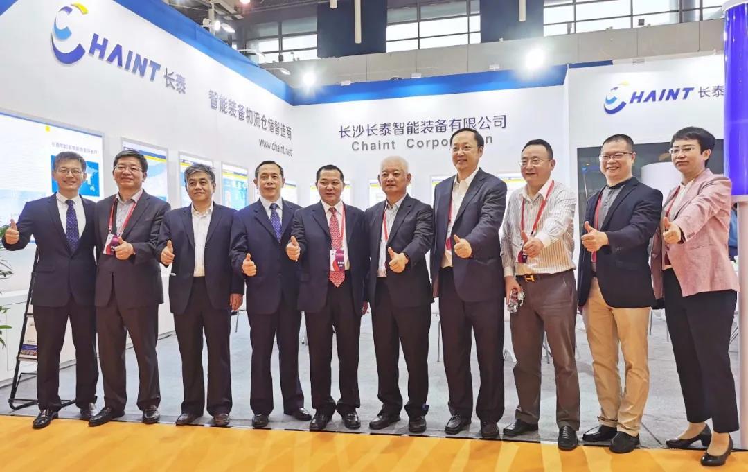 长泰公司参与第28届生存用纸国际科技展览会