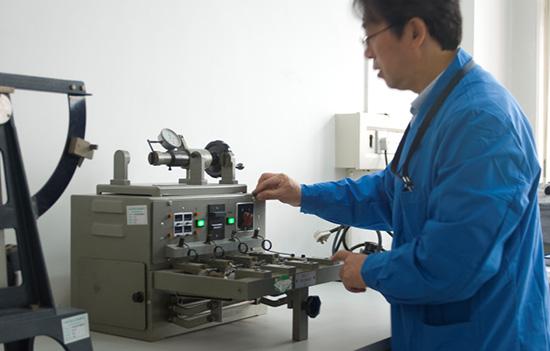 皮革动向透水性测定仪